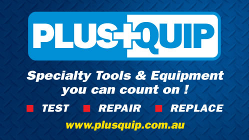 Plusquip auto test equipment