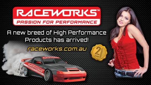 Raceworks high performance products