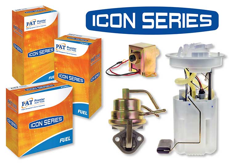 ICON series fuel pumps
